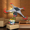 InDoor Drone Simulator