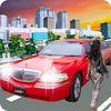 City Limo Taxi Simulator 2k17 Icon