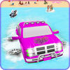 Water Surfer Beach Car 2k17 Icon