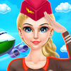 Airhostess Flight journey