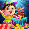 Party Cake Factory and Dessert Maker