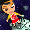 Yaya Space Jump Icon