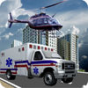Emergency Ambulance Rescue and Fire Fighter