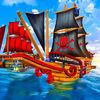 Pirates Ship Transport and Battle
