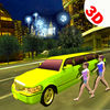 Limo Modern Nightmare Taxi