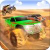 Monster Truck Desert Race