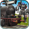Euro Train Robot Transformation  Pro