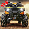 Offroad 4x4 Extreme Motorbike