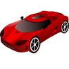 Stadium Sport Car Racing