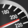 Speedometer Speed Box Icon
