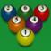 Virtual Pool Online Icon