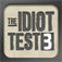 The Idiot Test 3 Icon