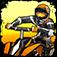 Dirt Moto Racing Icon