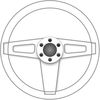 NFSW Pro racing wheel