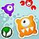 Aqua Globs Icon
