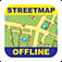 Shenzhen Offline Street Map Icon