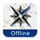 Bath Street Map Offline Icon