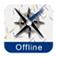 Tokyo Street Map Offline Icon