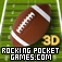 Super Football Kick 3D Icon
