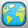 World Map 2012 Icon