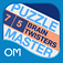 Puzzlemaster Deck  75 Brain Twisters  Will Shortz