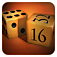 ArtDeco Backgammon 3D Icon