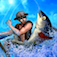 Crazy Finger Fishing Icon