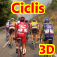 Ciclis 3D Icon
