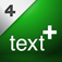 textPlus Silver Free Texting plus Free Worldwide Messenger
