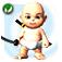 Baby Ninja Icon