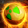 Atomic Ball Icon