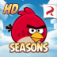 Angry Birds Seasons HD Icon