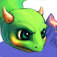 Dragon Dash - Dragon Racing, Action and Adventure Game! icon
