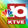 KTVE NBC 10 - News, Weather & Sports on the go icon