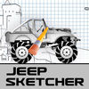 Jeep SketcherRacing Game Review iOS