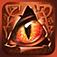 Doodle Devil Icon