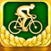 GPS Cycle Computer Icon