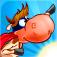 Supercow: funny farm arcade platformer Lite icon