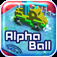 Alpha Ball Icon