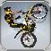 Motorbike HD icon