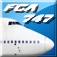 Flight Crew Assistant 747 Icon