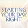 Starting Your Day Right Devotional Icon