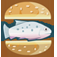 Fish and Serve Icon