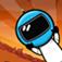 Mars Miner Universal Icon
