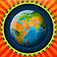 Barefoot World Atlas Icon