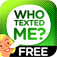 Who Texted Me? (Free) - Hear the name who just sent that message image