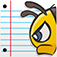 Paper Bees Icon