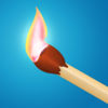 Burning Matchsticks PuzzleTrivia Game Review iOS