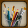 My Brush for iPhone - Painting, Drawing, Scribble, Sketch, Doodle with 100 brushes icon