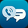 Text Me 2 Free Texting with Voice and Video Call icon